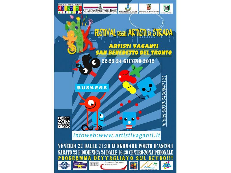 Festival degli artisti di strada 2012