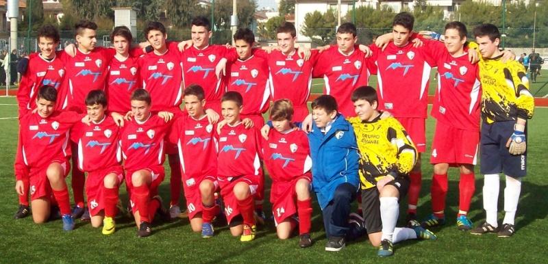 La categoria Giovanissimi del Porto d'Ascoli 2011/2012