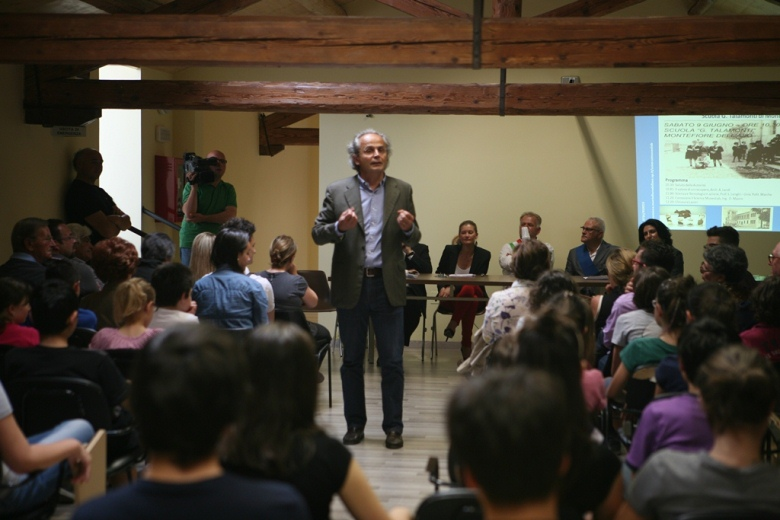 Ianugurazione Scuola Montefiore dell'Aso 2012