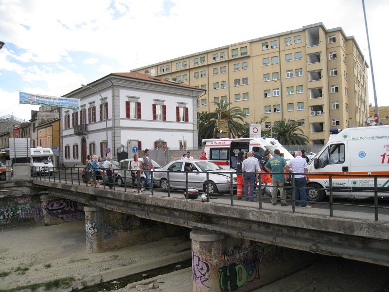 Incidente ambulanza II