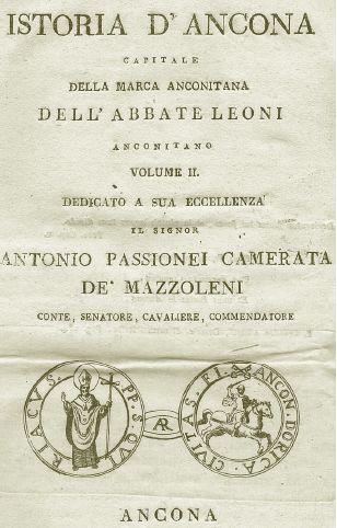 Leoni abate 1810