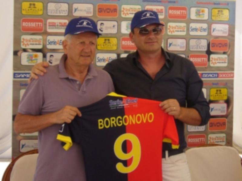 Raccolta fondi per Stefano Borgonovo