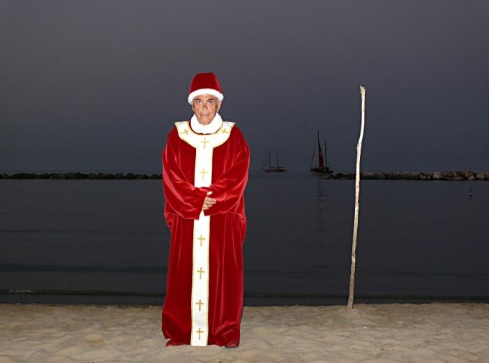 Sacra 2012 Lo sbarco del Papa Alessandro III (1)