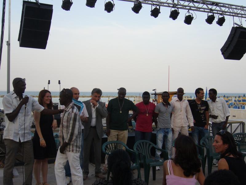 Sconfiniamo 2012, Integrazione e sostegno ai rifugiati 119