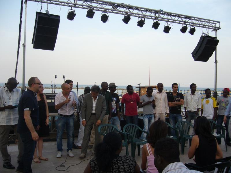 Sconfiniamo 2012, Integrazione e sostegno ai rifugiati 125