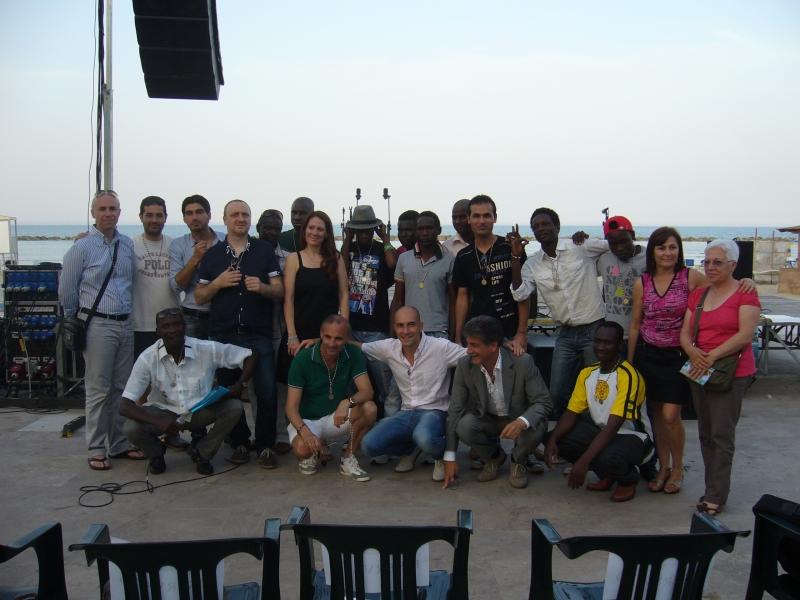 Sconfiniamo 2012, Integrazione e sostegno ai rifugiati 127