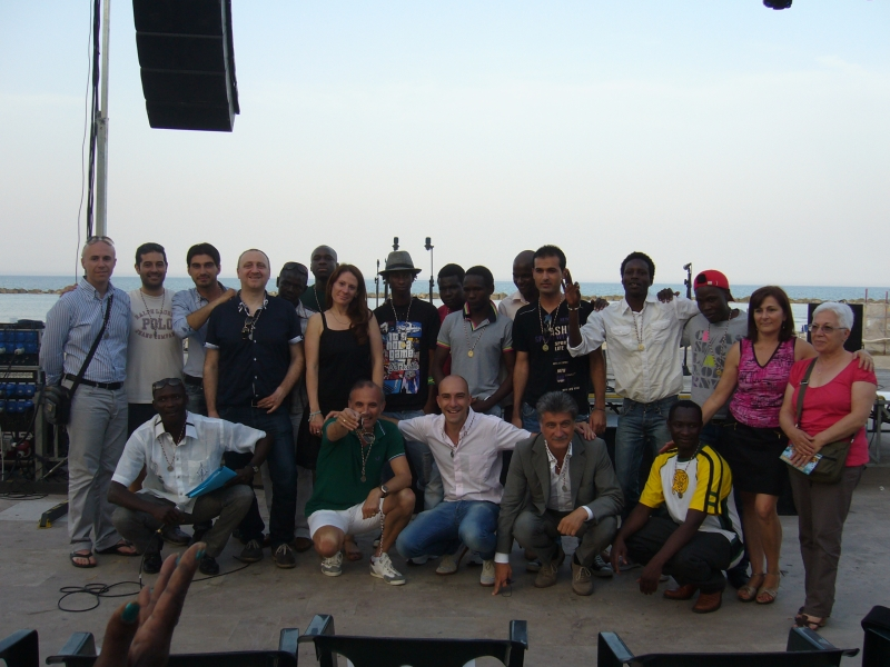 Sconfiniamo 2012, Integrazione e sostegno ai rifugiati 128