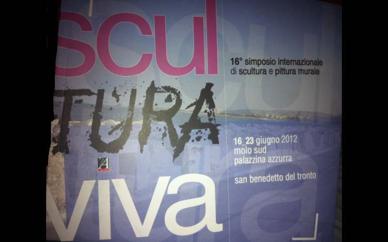 Scultura viva 2012