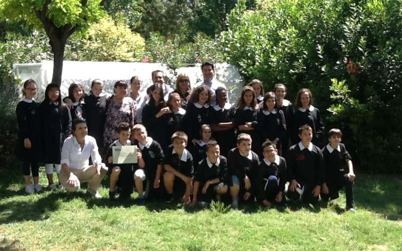 Scuola Monteprandone, premiazioni BIM 2
