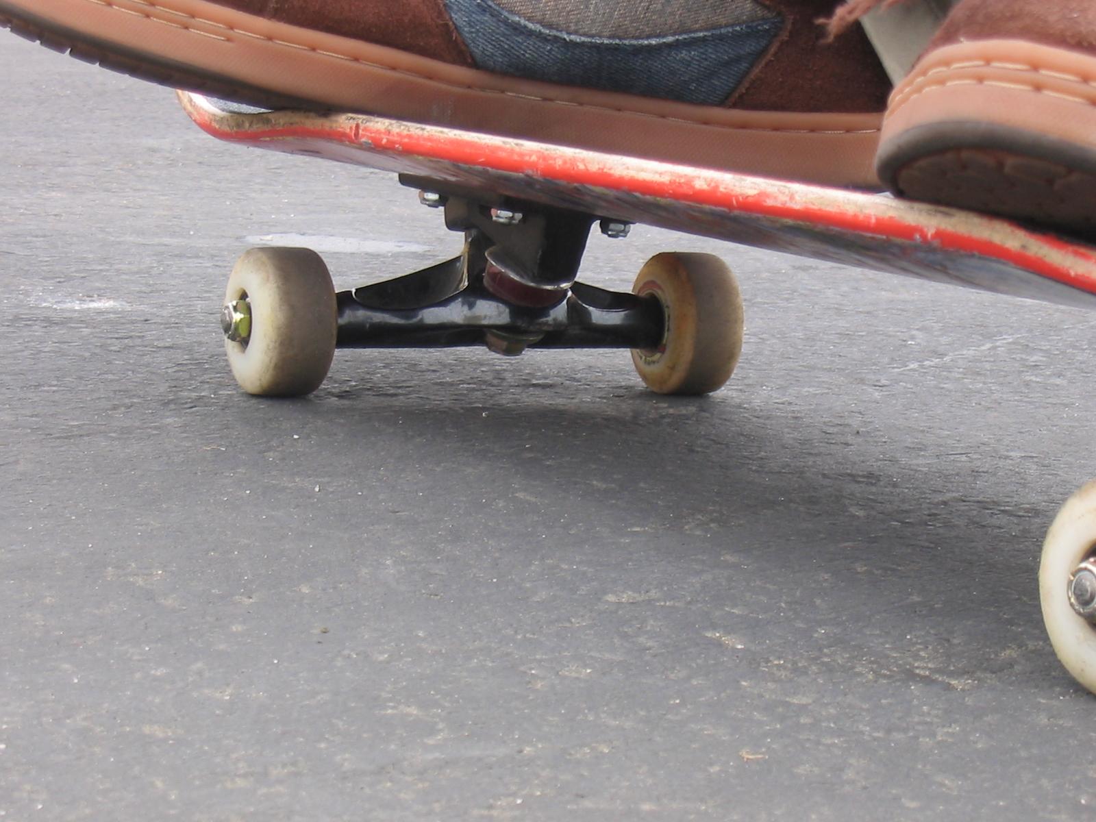 Skatepark, l'apertura di Curzi