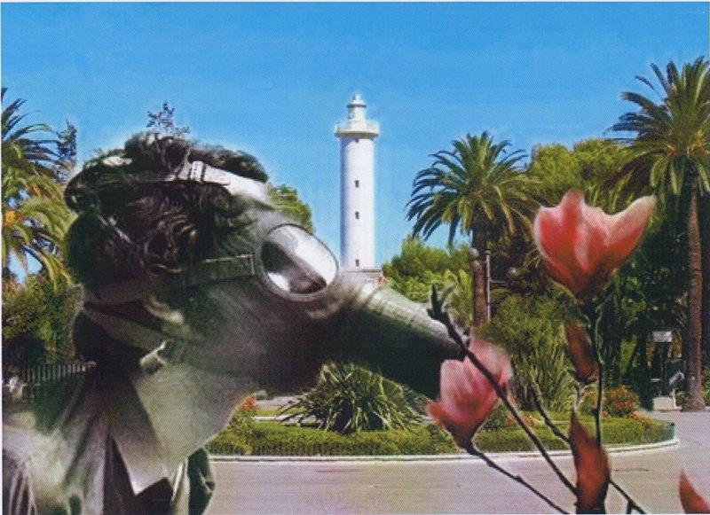 Cartolina dell'associazione Ambiente e salute nel piceno