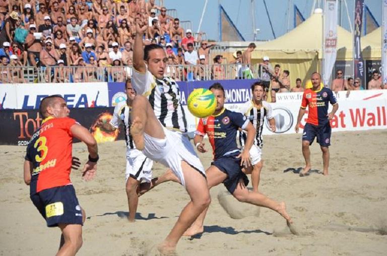 beach soccer viareggio 2012
