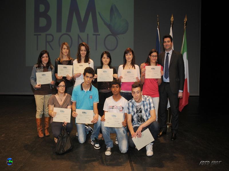 Il Bim premia Monteprandone