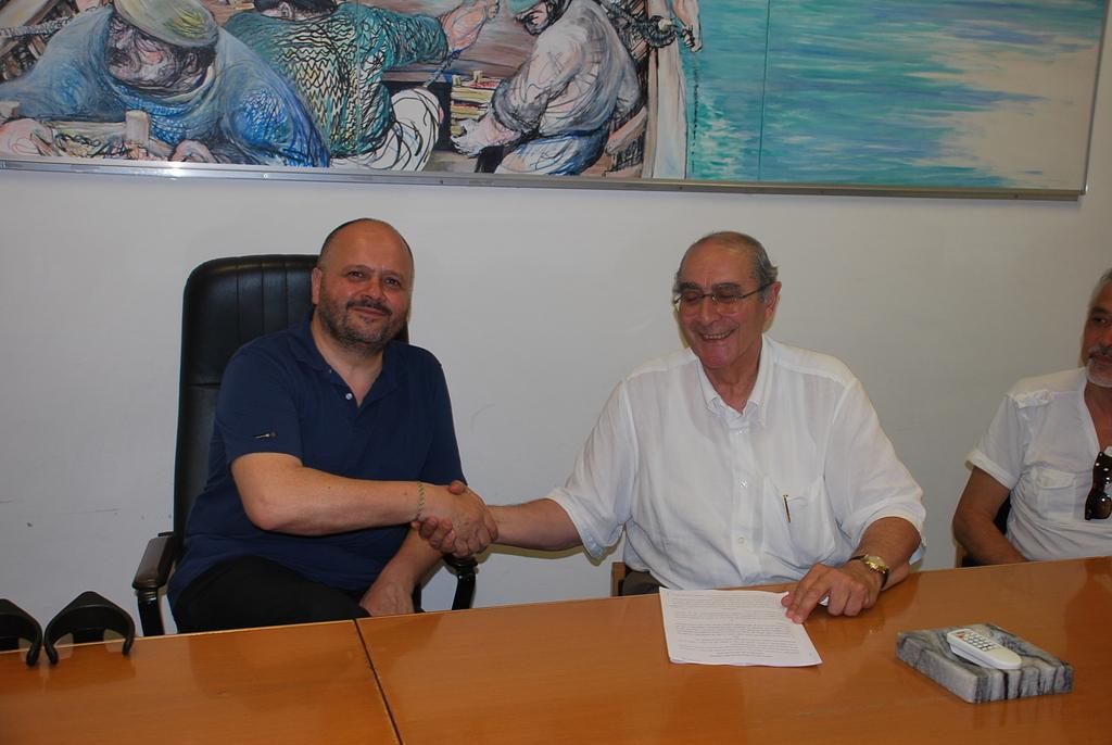 Orti sociali, firmata convenzione con i Lions