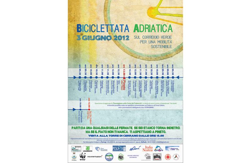 Biciclettata Adriatica 2012