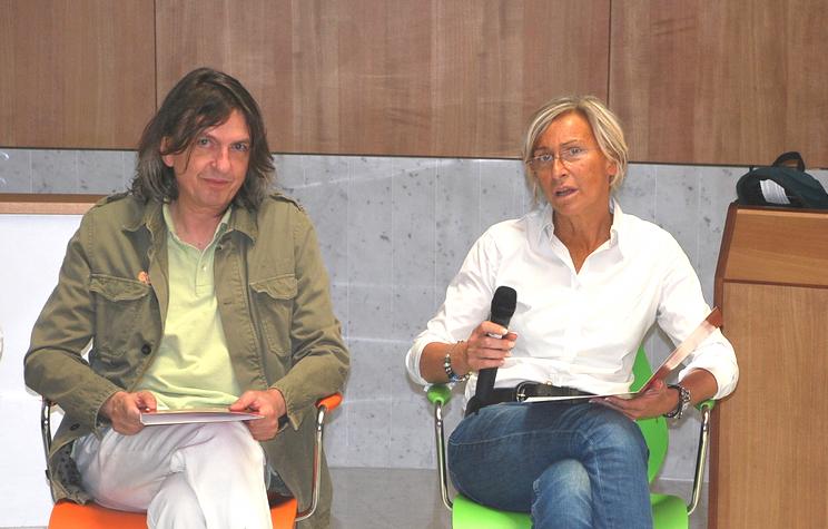 Gianni Togni e Margherita Sorge