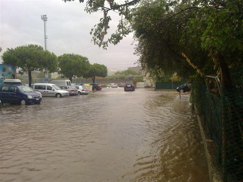 23 luglio 2012, zona Campo Europa allagata, foto Nazzareno Cecchini 1 via sforza 2
