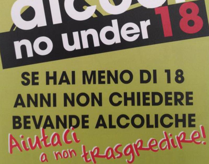 Manifesto anti-alcol