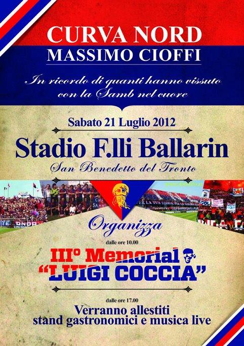 III memorial Luigi Coccia