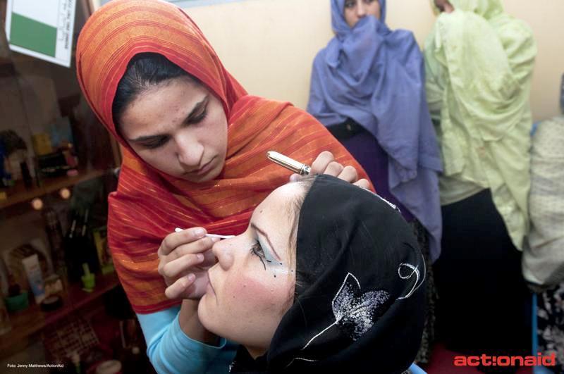 ActionAid fotografia