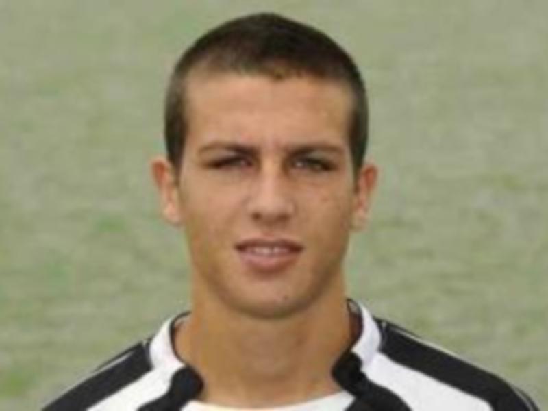 Andrea Petrucci, centrocampista del Grottammare