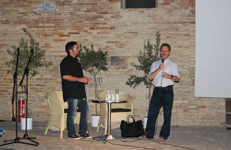 Anteprima Martinbook, Pasquale Cucco e Massimo De Nardo
