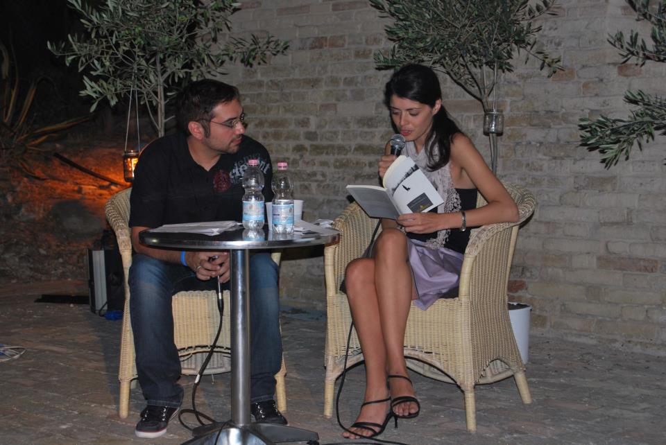 Anteprima Martinbook, Pasquale Cucco e Sara Casotti