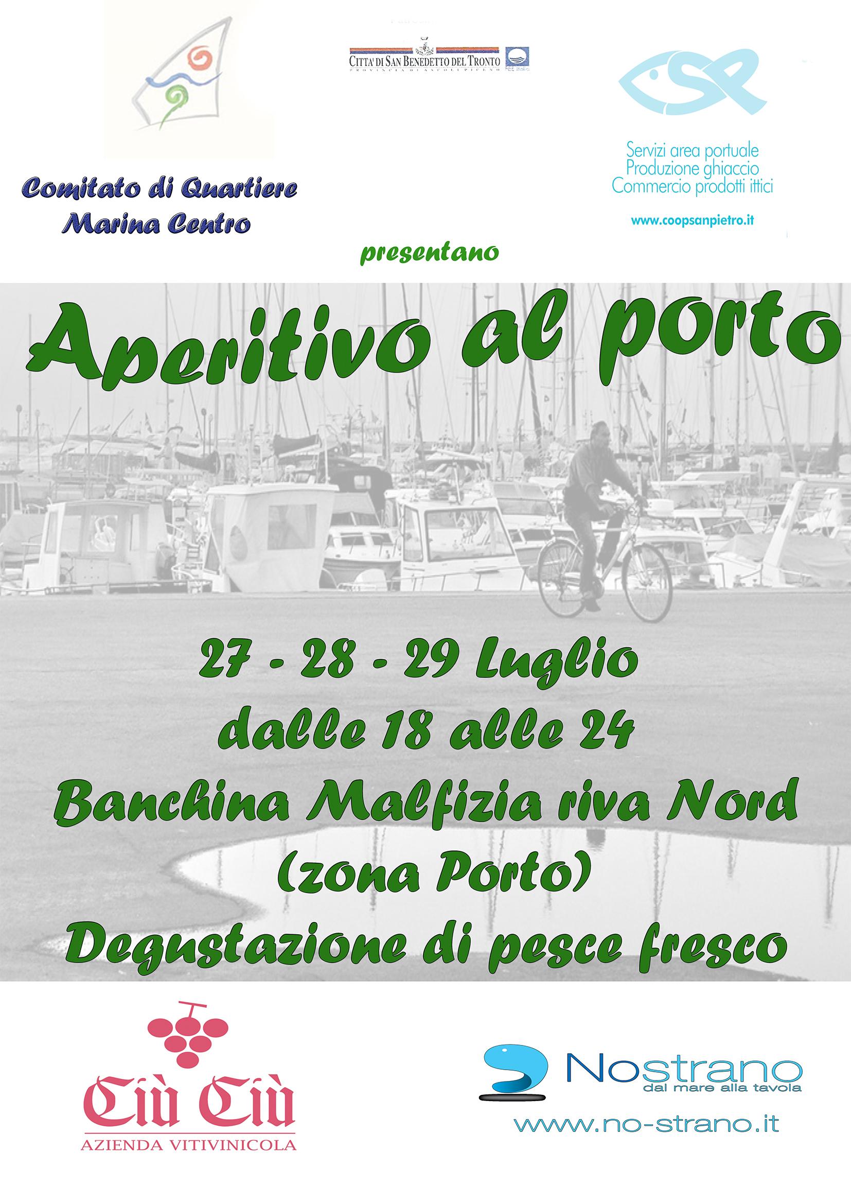 Aperitivo al Porto
