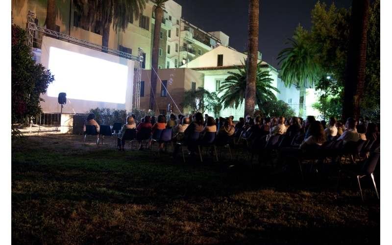 Cinema in Giardino a Grottammare