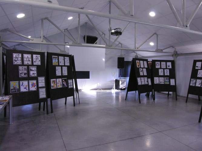 Mostra di Fumetto al Centro Giovani