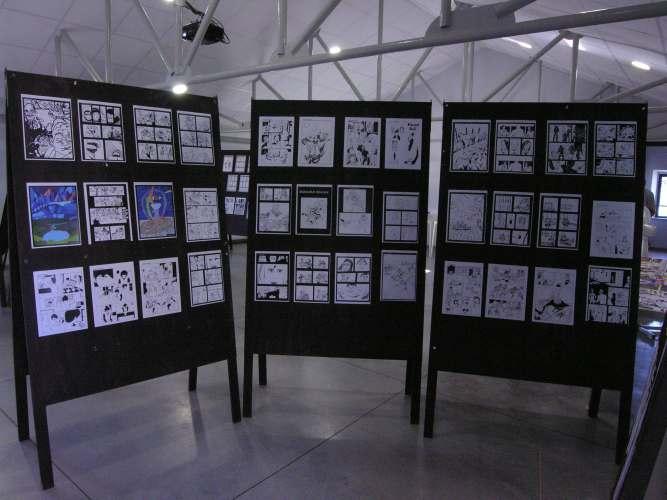 Mostra di Fumetto al Centro Giovani 1