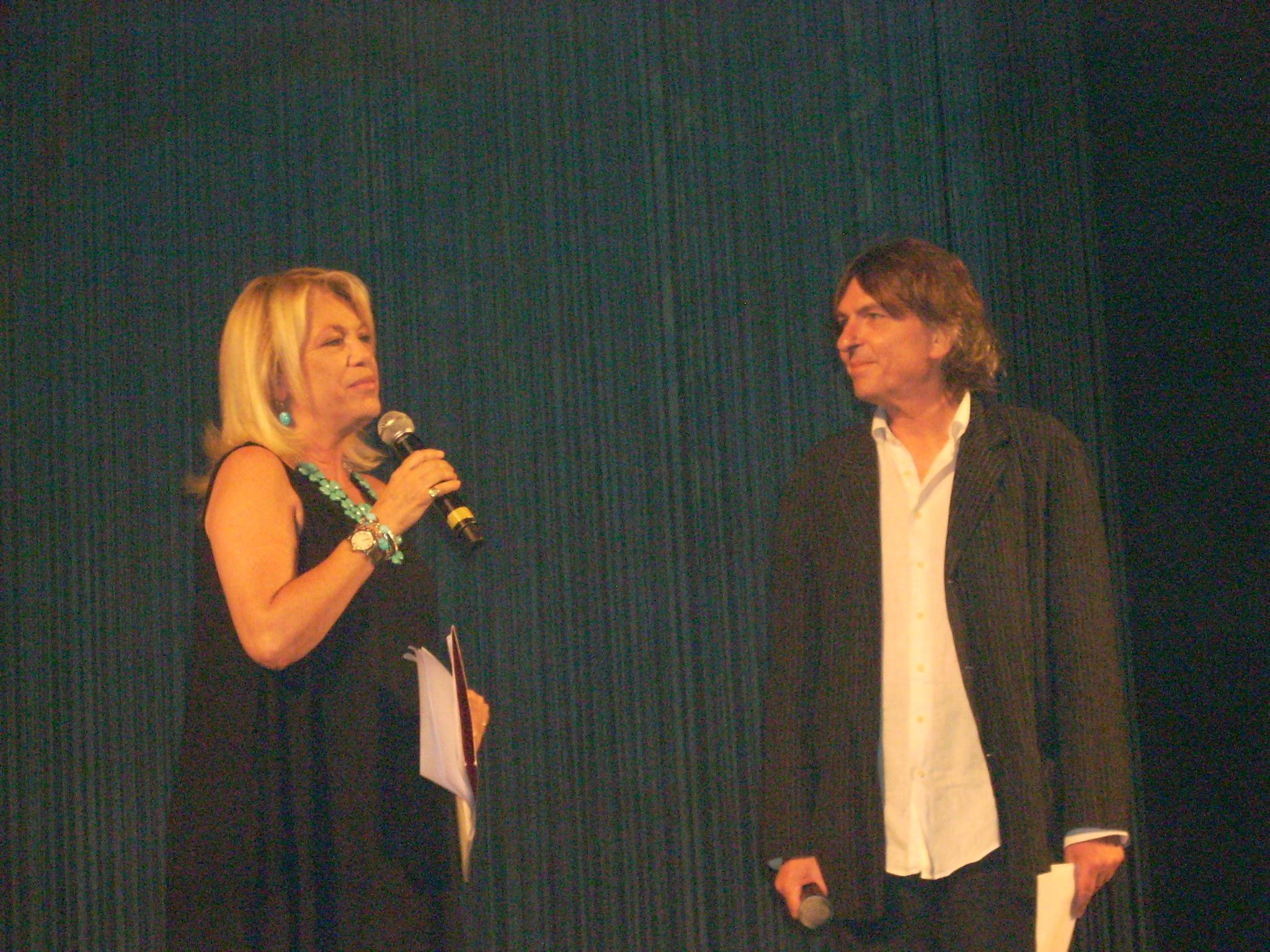 Mef, Rita Dalla Chiesa e Gianni Togni
