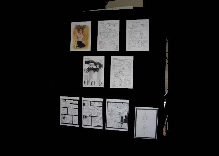 Mostra di Fumetto al Centro Giovani 7