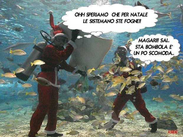 Domenica 22 luglio, immagini satiriche su Facebook sugli allagamenti a San Benedetto 2