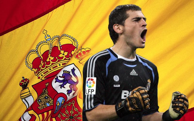 Iker Casillas, portiere e fuoriclasse spagnolo