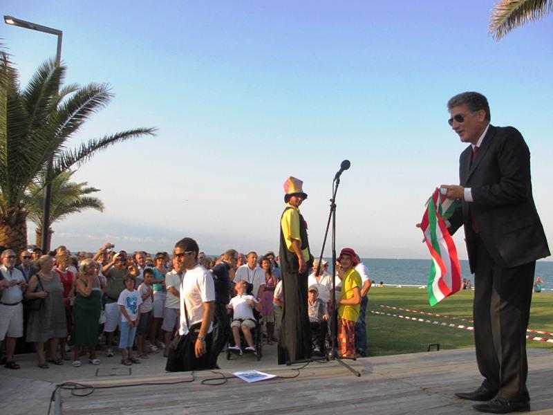 Inaugurazione lungomare tratto Torrente Tesino 2012  (12)