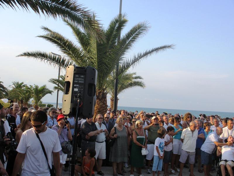 Inaugurazione lungomare tratto Torrente Tesino 2012  (13)