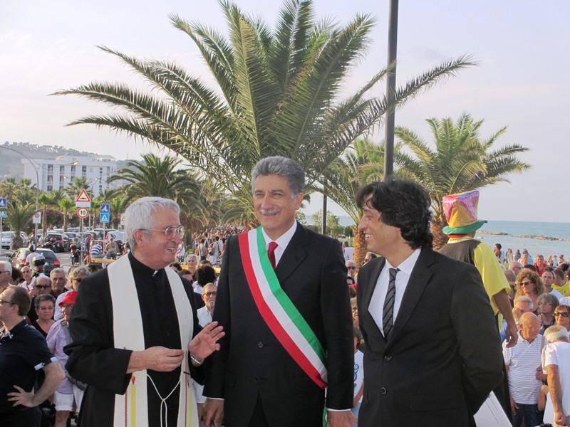 Inaugurazione lungomare tratto Torrente Tesino 2012  (15)