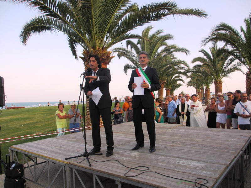 Inaugurazione lungomare tratto Torrente Tesino 2012  (16)