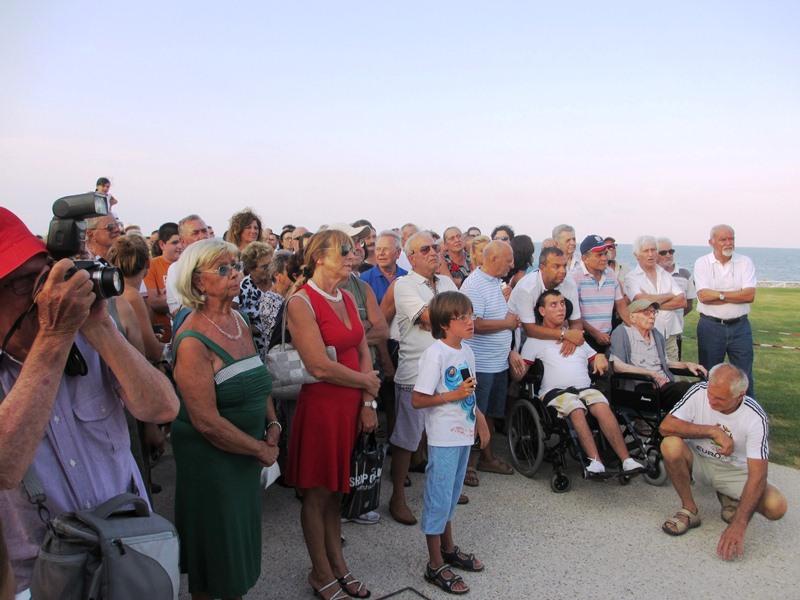 Inaugurazione lungomare tratto Torrente Tesino 2012  (17)