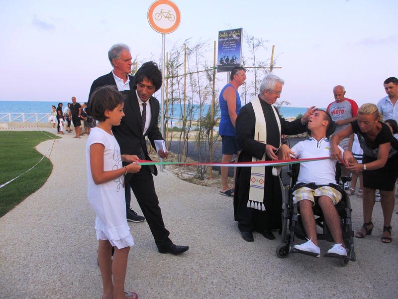 Inaugurazione lungomare tratto Torrente Tesino 2012  (24)