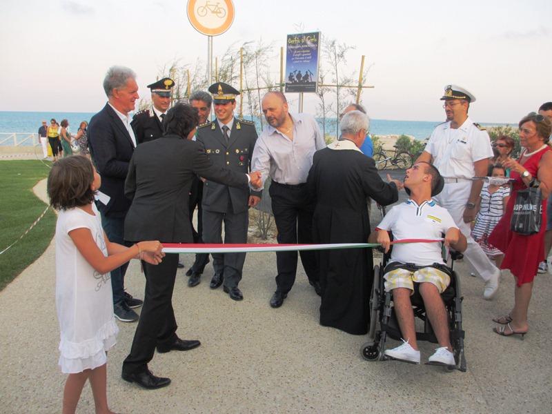 Inaugurazione lungomare tratto Torrente Tesino 2012  (26)