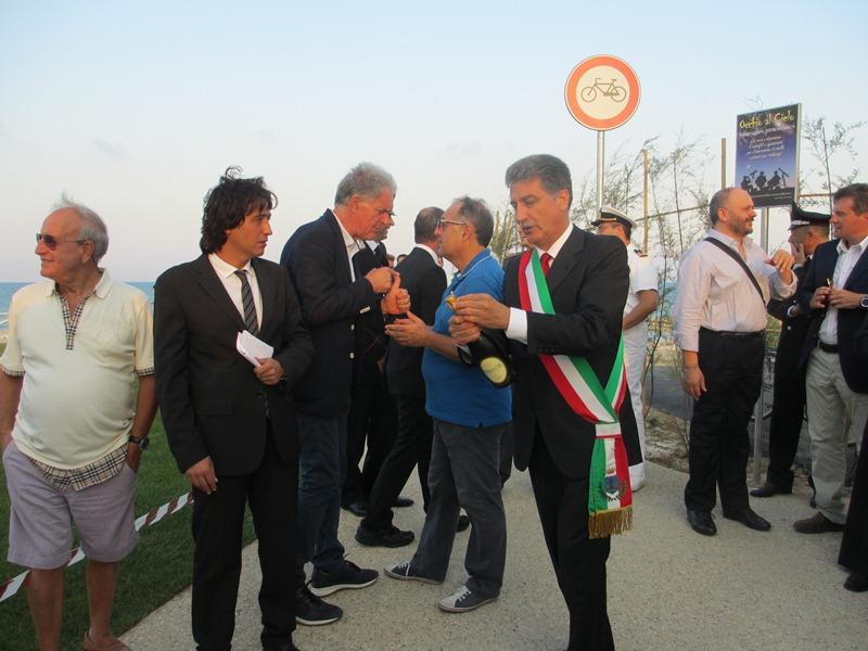 Inaugurazione lungomare tratto Torrente Tesino 2012  (29)