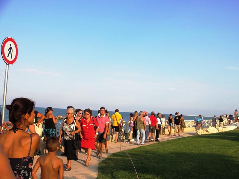 Inaugurazione lungomare tratto Torrente Tesino 2012  (3)