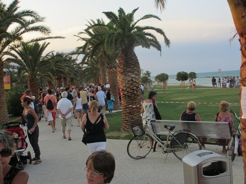 Inaugurazione lungomare tratto Torrente Tesino 2012  (34)