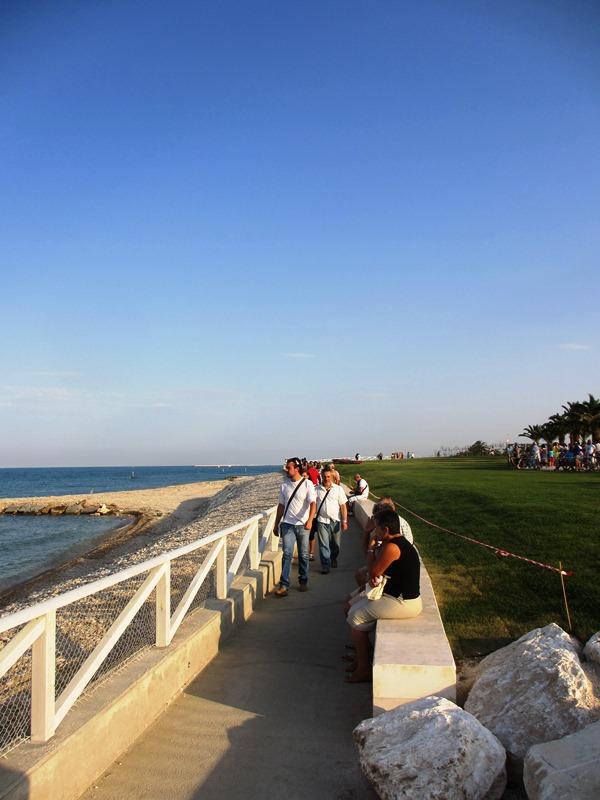 Inaugurazione lungomare tratto Torrente Tesino 2012  (5)
