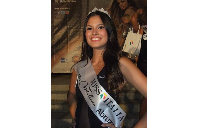 Lorenza Di Cesare, Miss Miluna Abruzzo