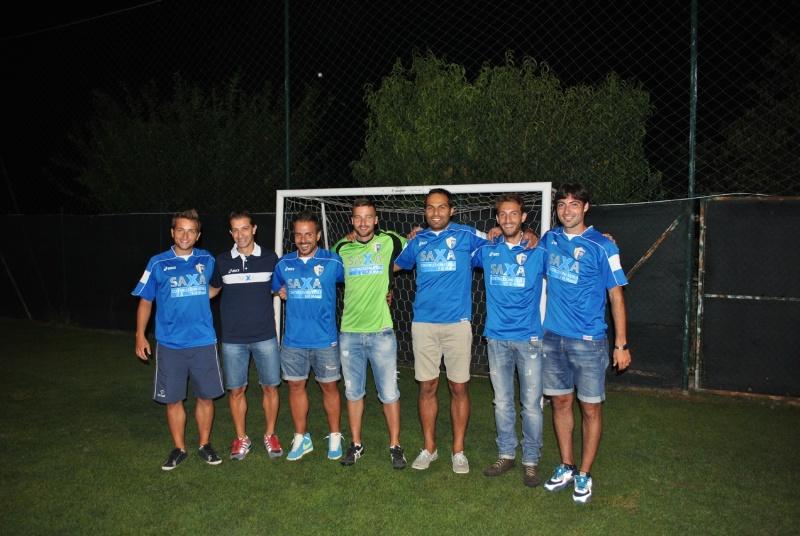 I nuovi acquisti del Porto d'Ascoli calcio