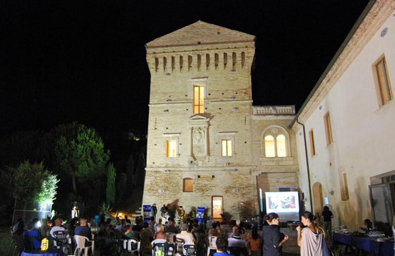 La Torre di Carlo V a Martinsicuro