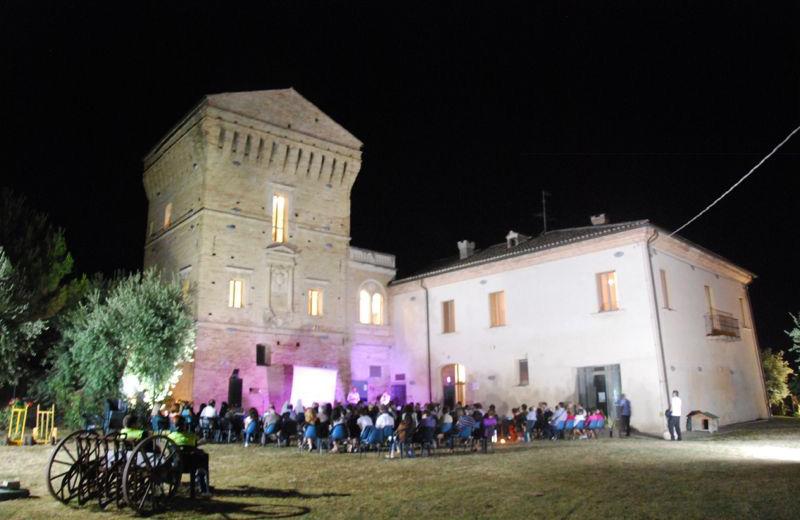 La Torre Carlo V durante il Premio Letterario Internazionale